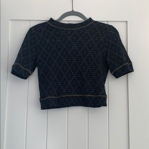 Free People Light Knit Top